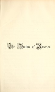 Cover of: Speech of William H. Seward, at the dedication of Capital University