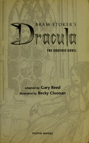 Cover of: Bram Stoker's Dracula | Reed, Gary writer.