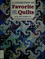 Cover of: A collection of favorite quilts