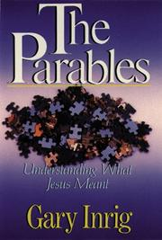 Cover of: The parables