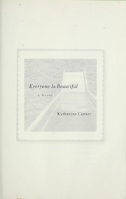 Cover of: Everyone Is Beautiful