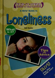 Cover of: A girls' guide to loneliness