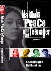 Cover of: Making peace with your teenager