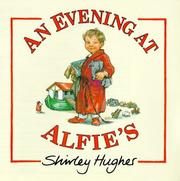 Cover of: Evening at Alfie
