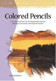 Cover of: Colored Pencils