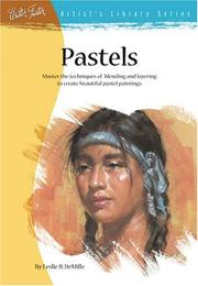 Cover of: Pastels