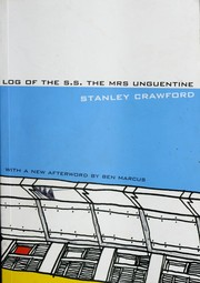 Cover of: Log of the S.S. The Mrs. Unguentine
