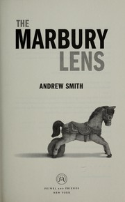 Cover of: The Marbury lens | Andrew Smith