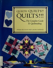 Cover of: Quilts! Quilts!! Quilts!!! by Diana McClun