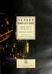 Cover of: Sunset Boulevard | George C. Perry