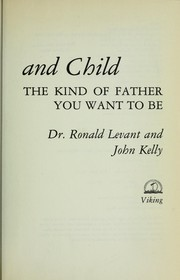 Cover of: Between father and child | Ronald F. Levant