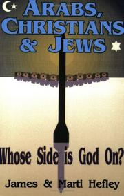 Cover of: Arabs, Christians & Jews