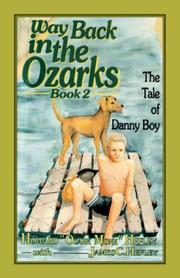 Cover of: Way back in the Ozarks. | Howard Hefley