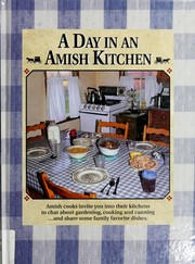 Cover of: A day in an Amish kitchen |