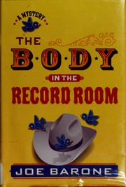 Cover of: The body in the record room | Joe Barone