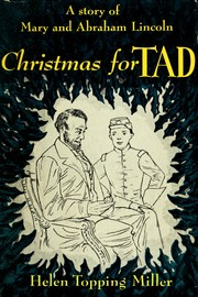Cover of: Christmas for Tad | Helen Topping Miller