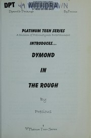 Cover of: Dymond in the rough