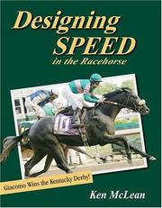 Cover of: Designing Speed in the Racehorse