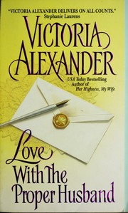 Cover of: Love With The Proper Husband