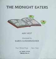 Cover of: The midnight eaters