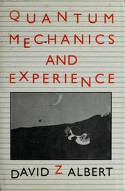 Quantum mechanics and experience