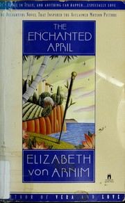 Cover of: The Enchanted April | Margaret Ripy