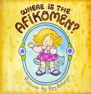 Cover of: Where Is the Afikomen?