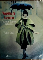 Cover of: Women of fashion by Valerie Steele