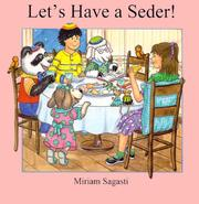 Cover of: Let's Have a Seder