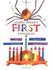 Cover of: Sammy Spider's first Hanukkah