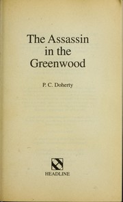 Cover of: The assassin in the greenwood