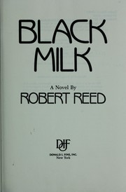 Cover of: Black milk