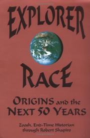 Cover of: The Explorer Race
