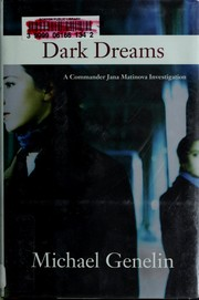 Cover of: Dark dreams | Michael Genelin