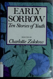 Cover of: Early sorrow