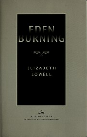 Cover of: Eden burning | Ann Maxwell