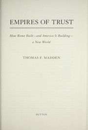 Cover of: Empres of trust
