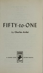 Cover of: Fifty-to-one