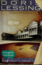 Cover of: The Four-Gated City (Children of violence)