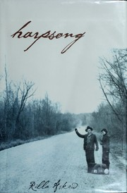 Cover of: Harpsong | Rilla Askew