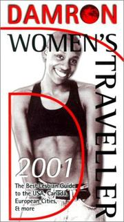 Cover of: Damron Women's Traveller 2001