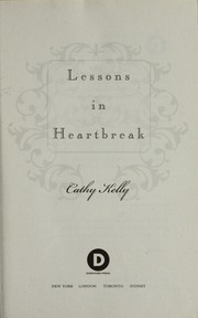 Cover of: Lessons in Heartbreak