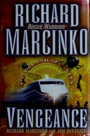 Cover of: Rogue warrior--vengeance | Richard Marcinko