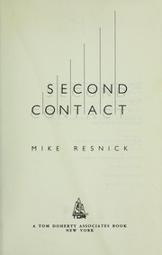 Cover of: Second Contact