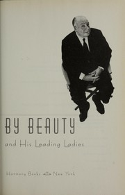 Cover of: Spellbound by beauty | Donald Spoto