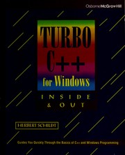 Cover of: Turbo C[plus plus] for windows inside & out