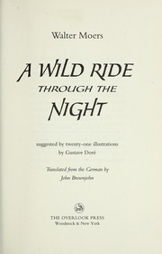 Cover of: A wild ride through the night