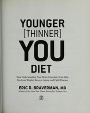 Cover of: Younger (thinner) you diet