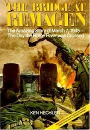 Cover of: The Bridge at Remagen