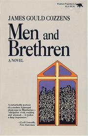 Cover of: Men and Brethren | James Cozzens